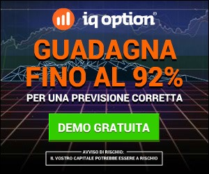 Negozia con IQ Option