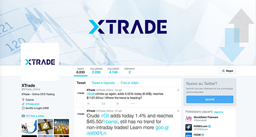 social-network-xtrade